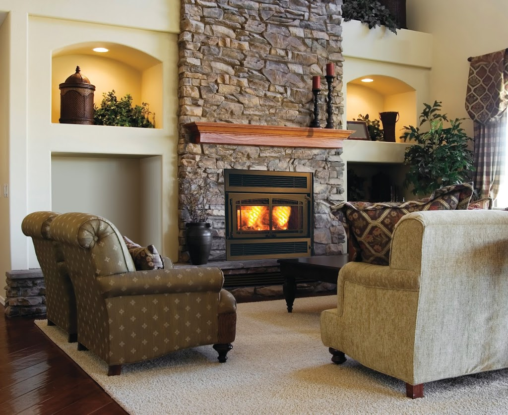 Kozy Heat Offers Zero Clearance Wood Fireplaces Which Are Designed With Both Style And Safety In Mind