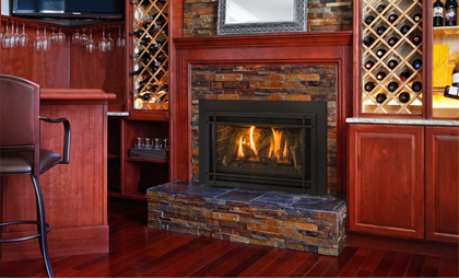 Gas Fireplaces | Free Standing Gas Fireplaces