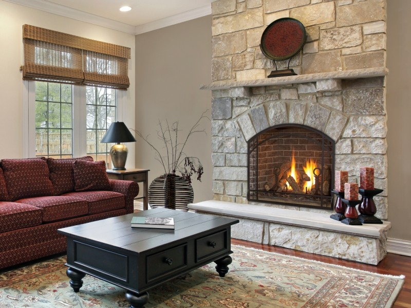 Alpha 36s Direct Vent Gas Fireplace