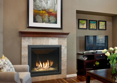 Bayport 41 - Direct vent gas fireplace