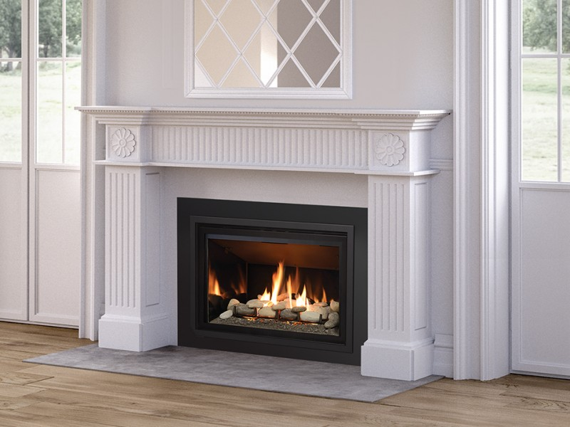 Chaska 34 Gas Fireplace Insert Fireplaces Inserts