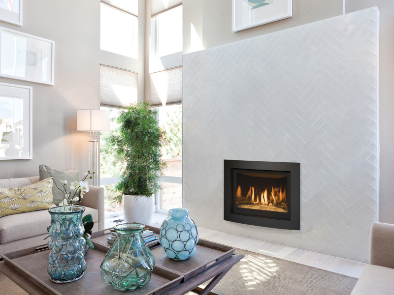 Delano 36S - Direct Vent Fireplace