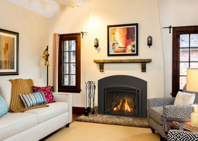Modern Contemporary Gas Fireplace Inserts Gas Fireplaces