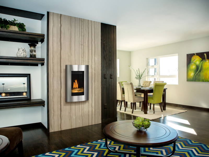 Nicollet 195S Direct Vent Gas Fireplace | Gas Fireplaces
