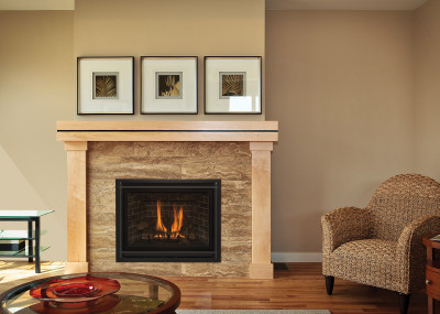 TRF 41 - Direct Vent Gas Fireplace