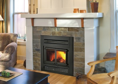 Z42CD - Wood Burning Fireplace