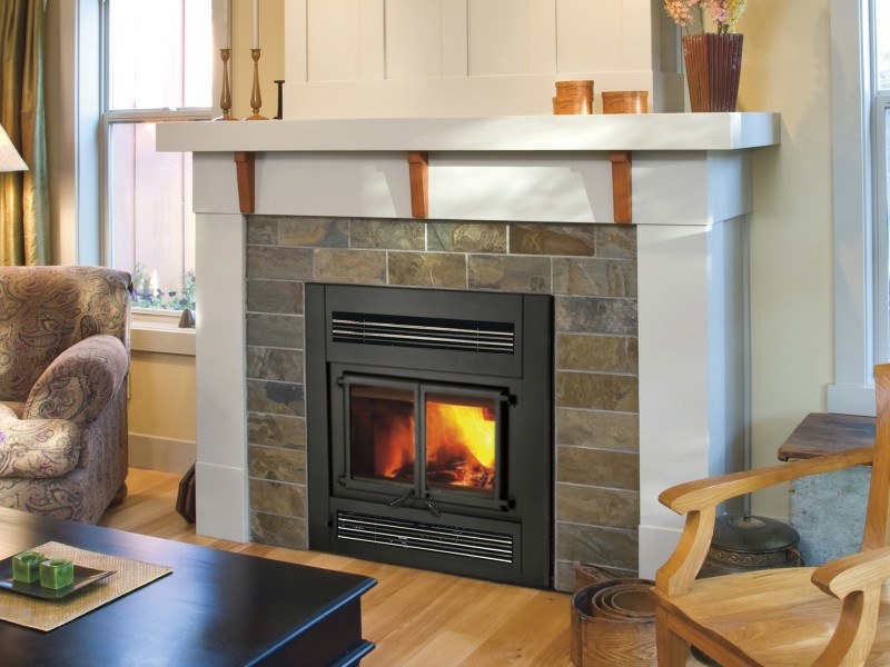 Kozy Heats Z42 is an EPA Certified wood burning Fireplace. Fireplace decreases flammable creosote within the chimney by 90%
