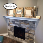 SP34 Gas Fireplace