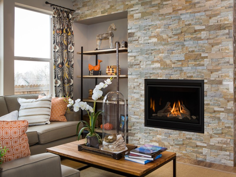 Outstanding Sp34 Direct Vent Gas Fireplace Kozy Heat Complete Home Design Collection Barbaintelli Responsecom