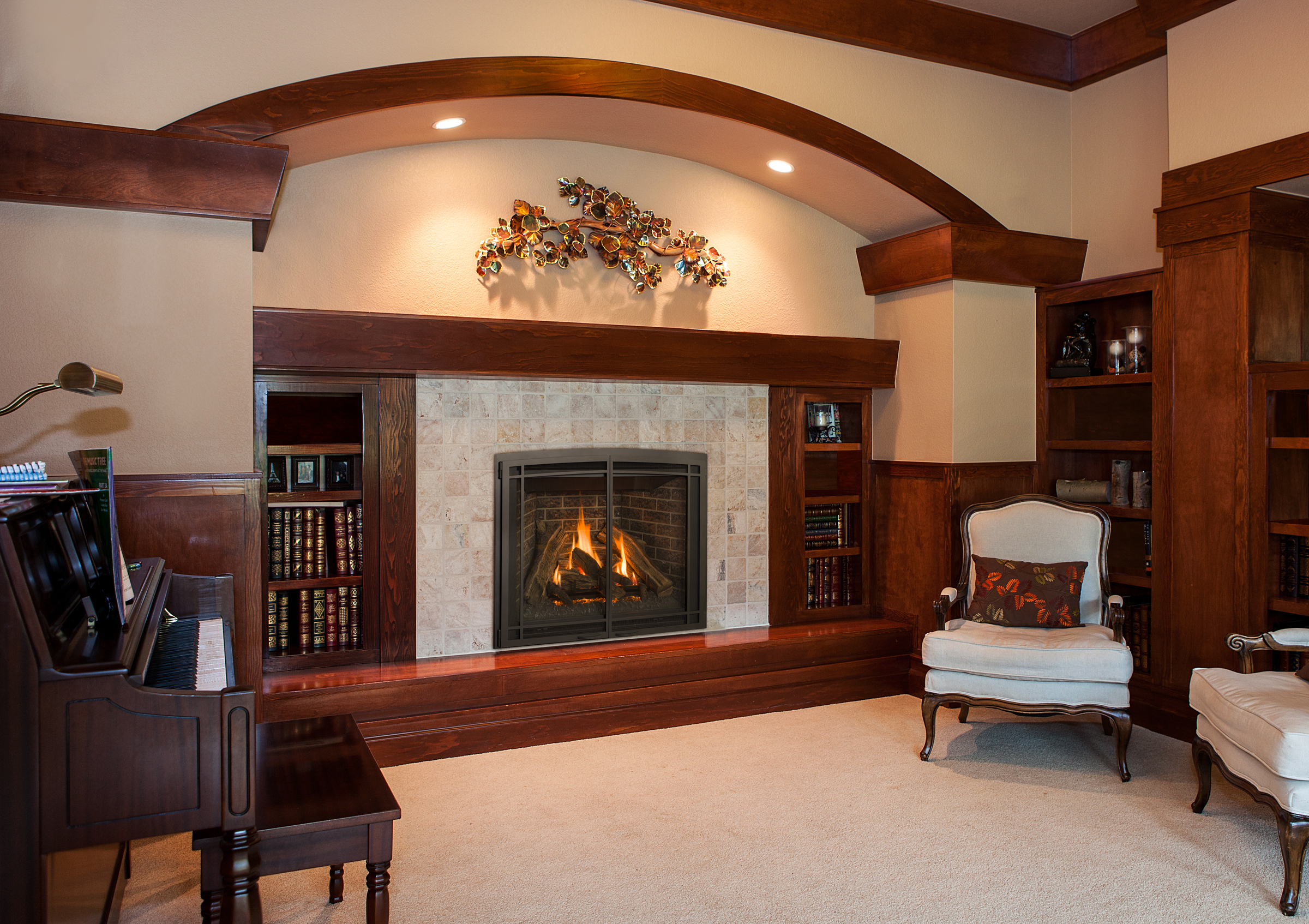 gas vs wood fireplace u2013 facts that can help you make an informed