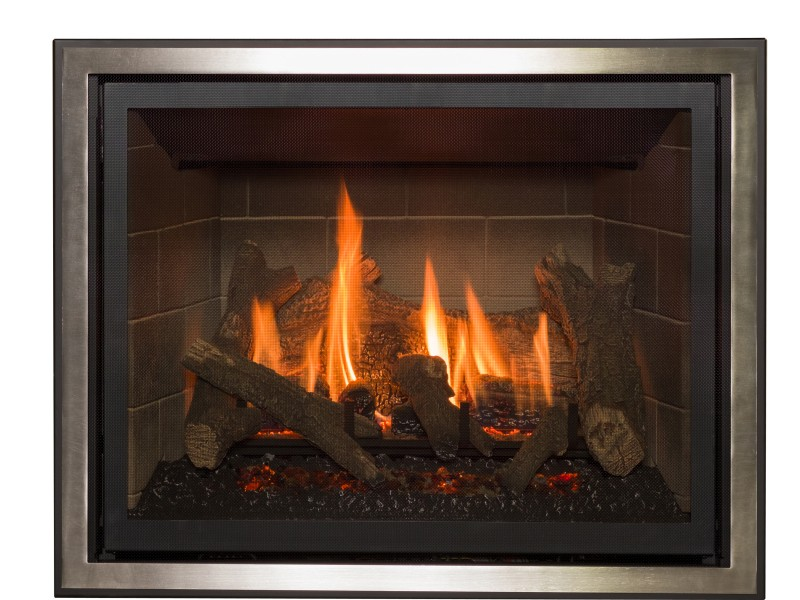 Springfield 36 Direct Vent Gas Fireplace Kozy Heat