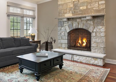 Alpha 36s Gas Fireplaces