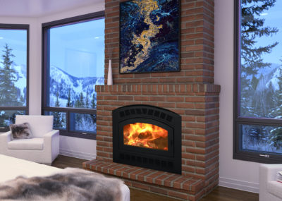 Modern Contemporary Direct Vent Fireplace Gas Inserts Free Standing Fireplace Wood Burning Fireplaces